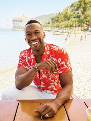 Mahershala ( Photo credit: GQ)