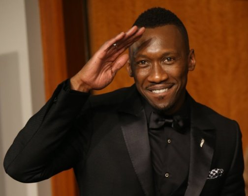 Mahershala Ali at the Academy Awards