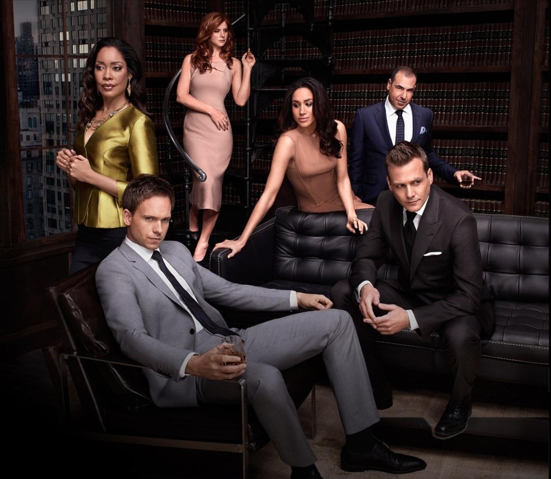 Suits cast 2